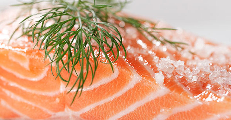 Certified Organic Salmon